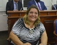 VEREADORA ELIANA BLANC DE SOUZAEleita pelo PROGRESSISTAS - PP