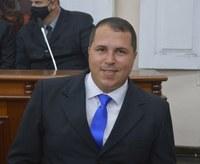 VEREADOR CARLOS ALEXANDRE DA CUNHA BLANC - Carlos CunhaEleito pelo Partido Trabalhista Brasileiro – PTB