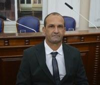 VEREADOR SERGIO DA SILVA CAIRES – Serginho CairesSegundo Secretário da Câmara em 2021Eleito pelo Partido Liberal – PL