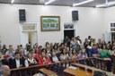 Evento contou com a presença de diversos representantes da assistência social na região