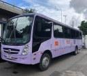 Ônibus Lilás estará em Pádua