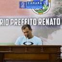 Sessão extraordinária da Câmara Municipal de Santo Antônio de Pádua