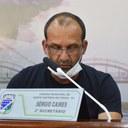 Sessão Legislativa Ordinária realizada no dia 04 de agosto de 2021