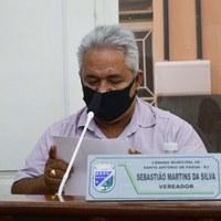 Sessão Legislativa Ordinária realizada no dia 13 de Setembro de 2021